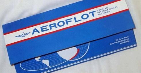 билеты аэрофлот